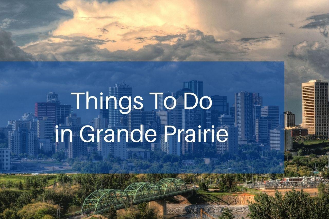 travel grande prairie