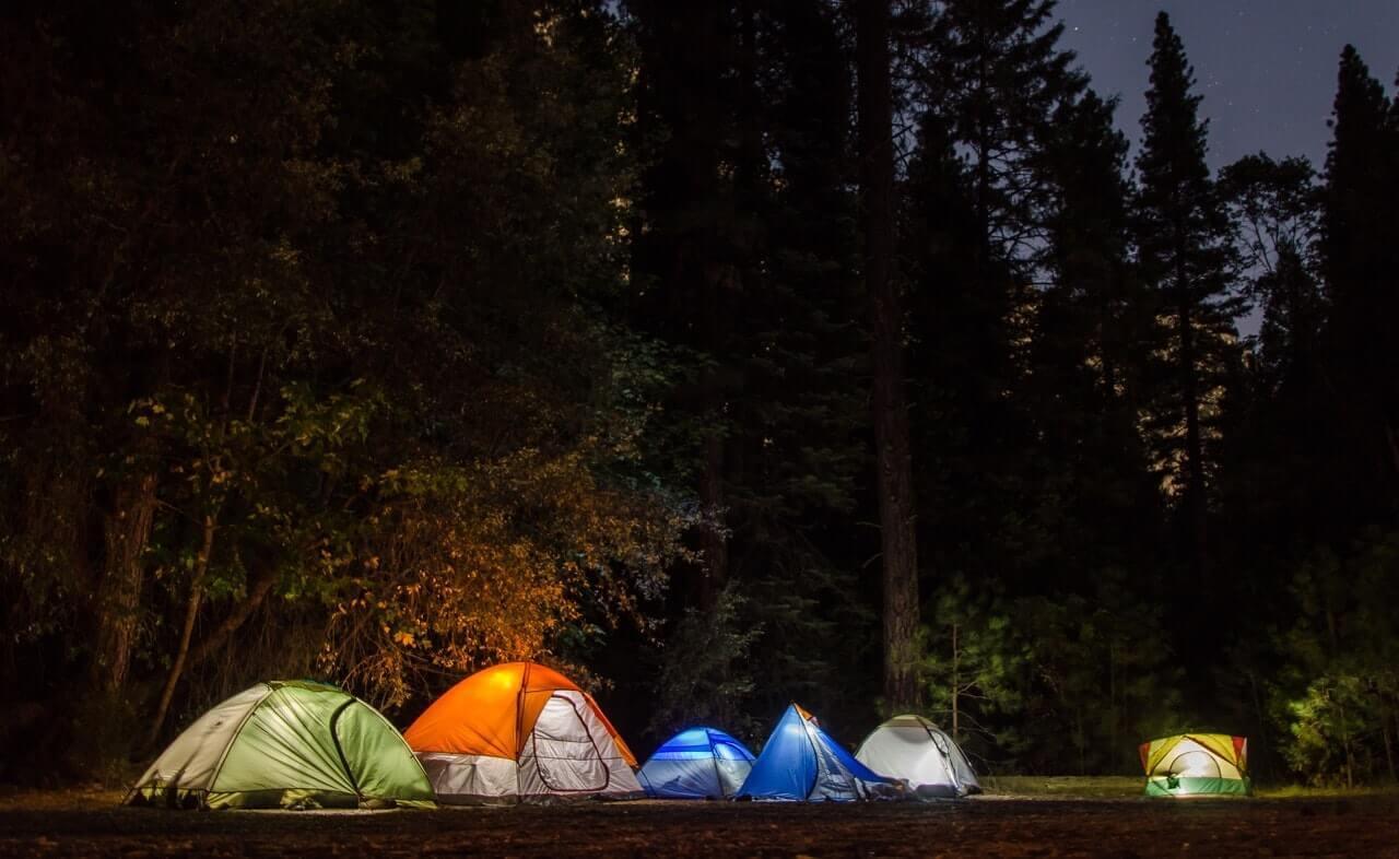 camping ground in grande prairie