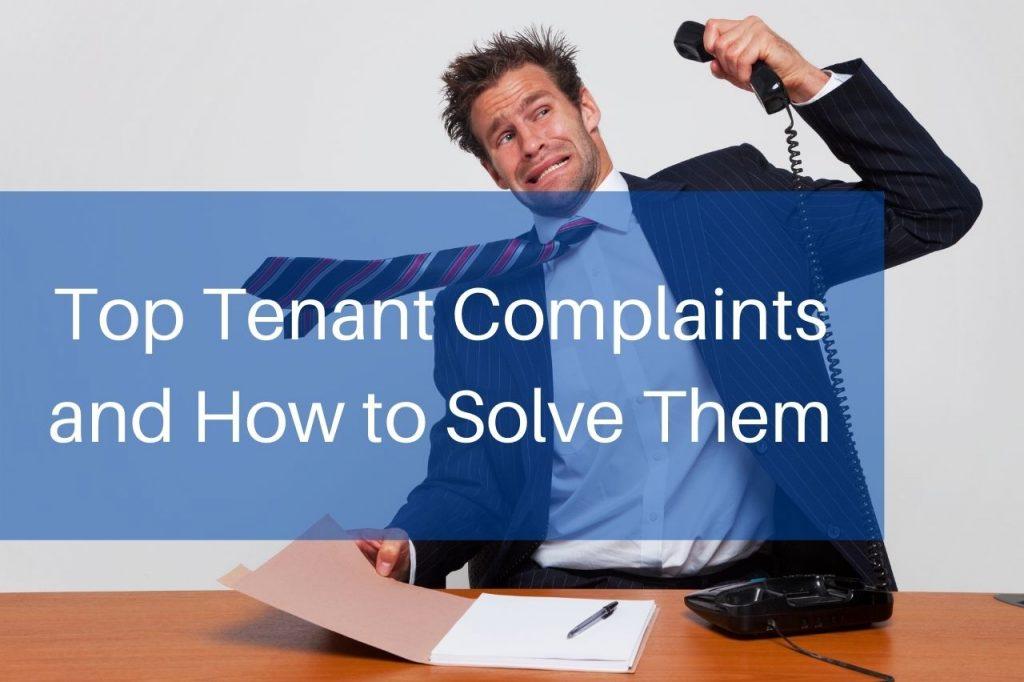 tenant complaints