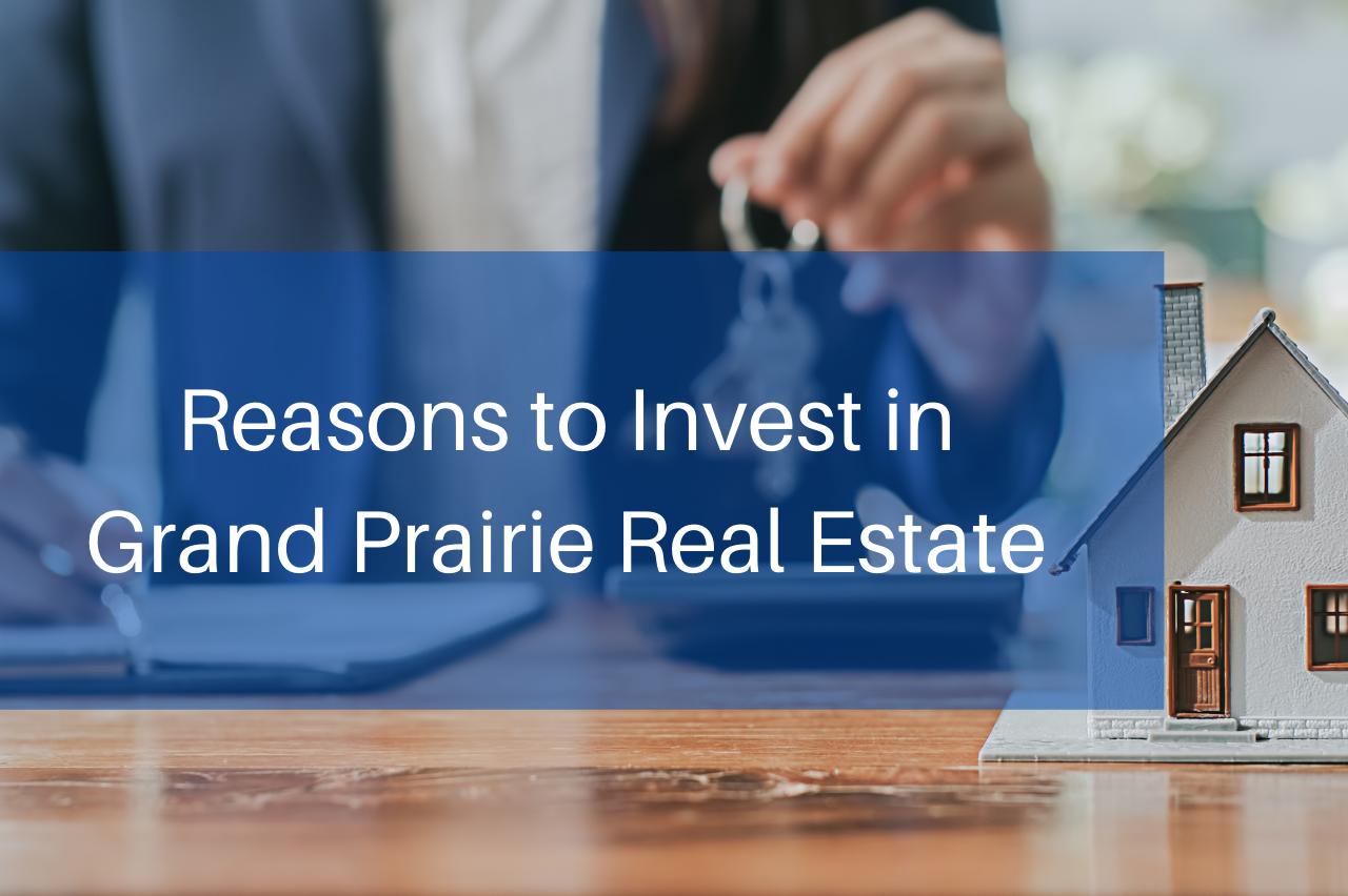 investing in grand prairie