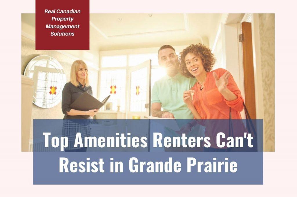 top amenities rental home